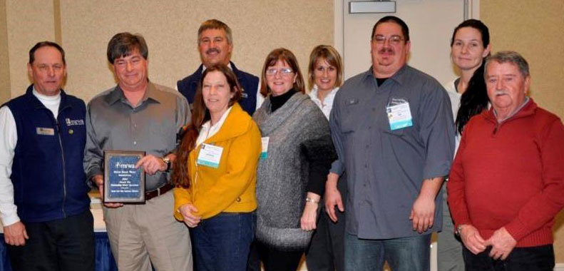about us - GSBSD staff receiving 2012 award